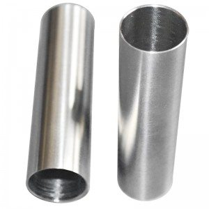 Hindi Kinakalawang Na Asero Machining Pipe