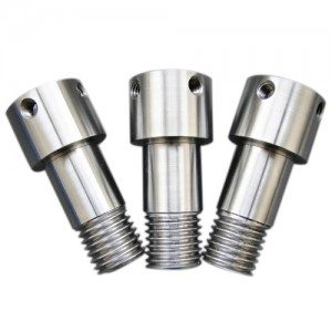 Stainless Steel Machtigingsformulier Parts